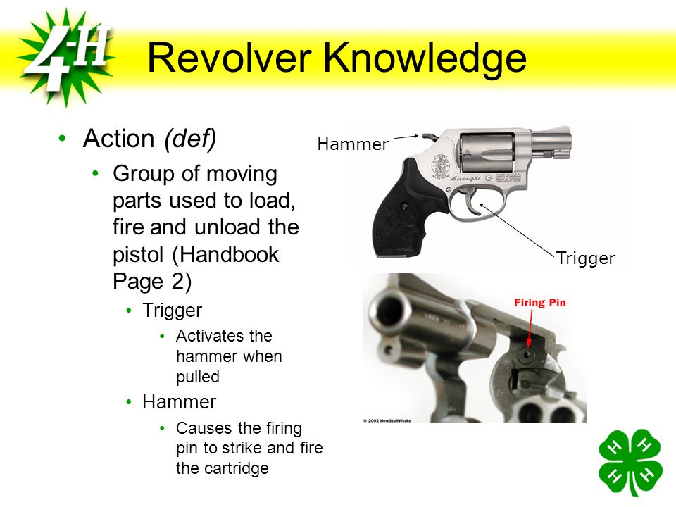 Revolver Knowledge Action (def)