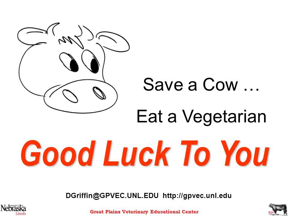 DGriffin@GPVEC.UNL.EDU http://gpvec.unl.edu