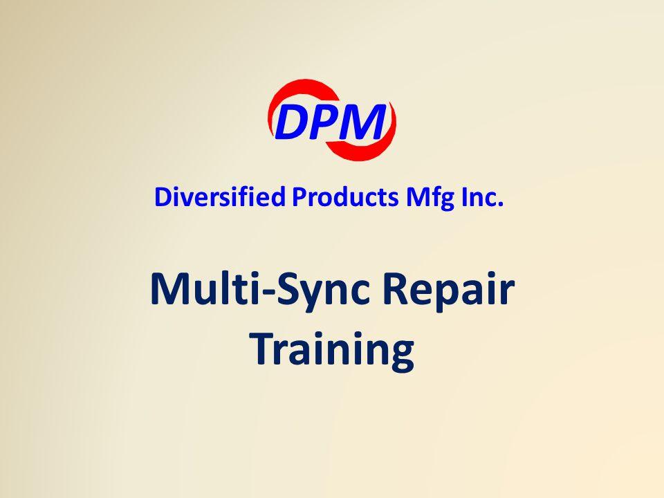 Multi-Sync Repair Training