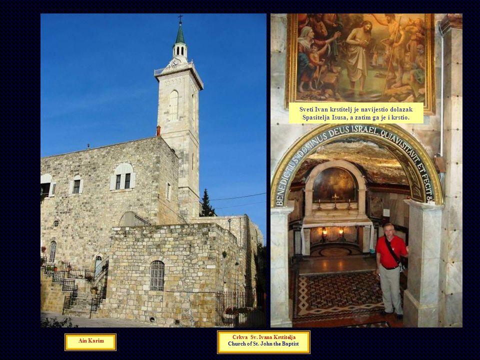 Crkva Sv. Ivana Krstitelja Church of St. John the Baptist