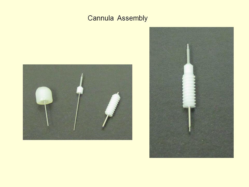 Cannula Assembly