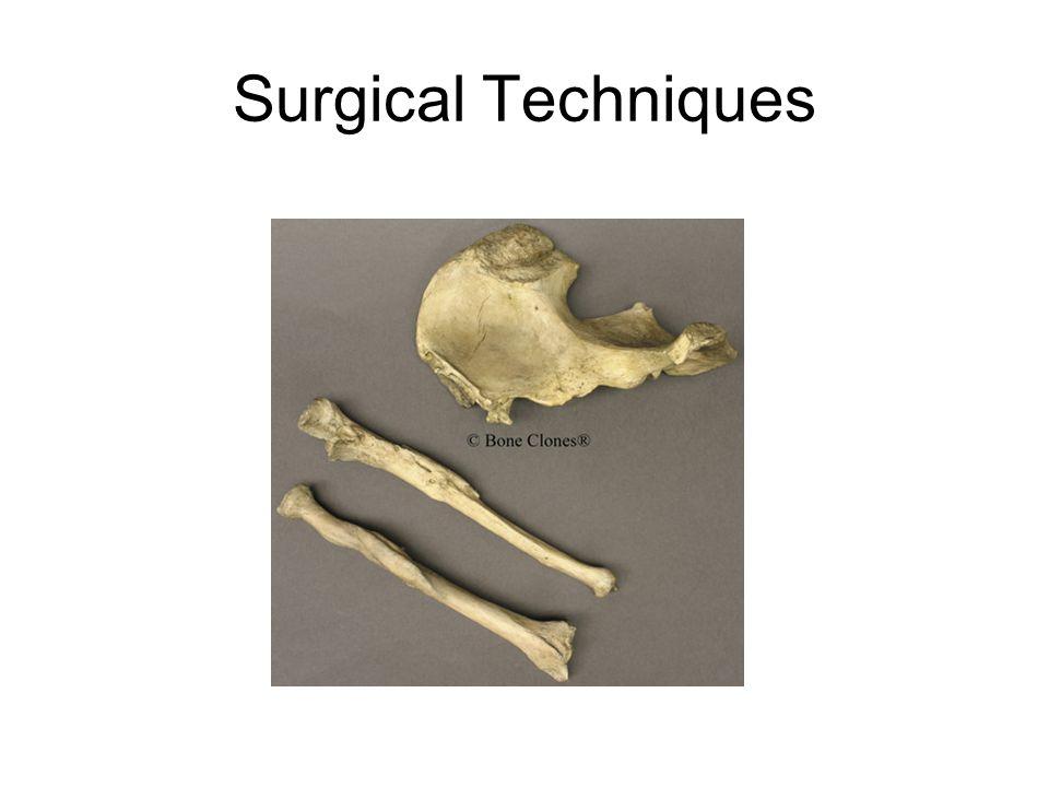Surgical Techniques