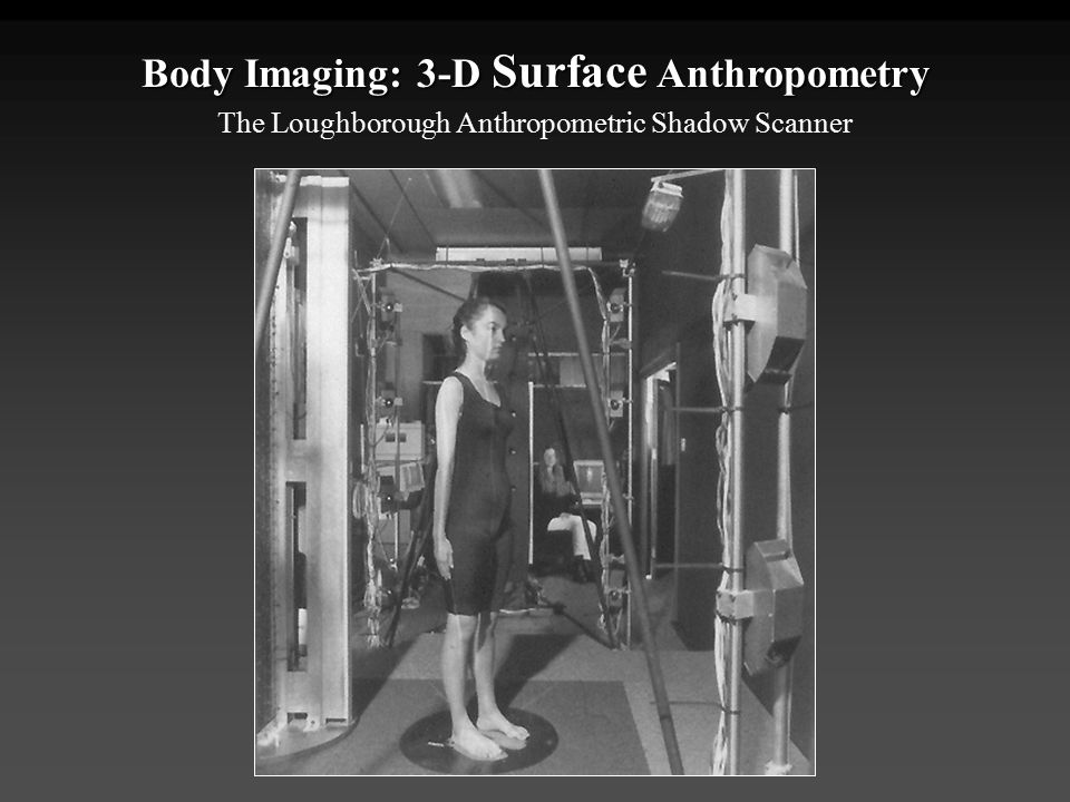 Body Imaging: 3-D Surface Anthropometry