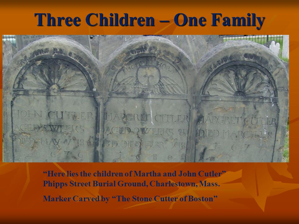 Three Children – One Family