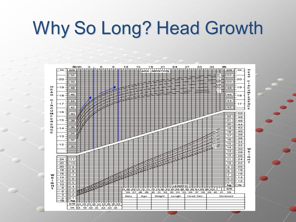 Why So Long Head Growth