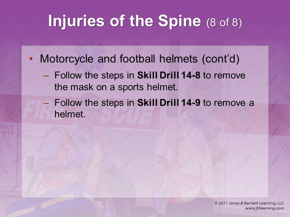 Injuries of the Spine (8 of 8)