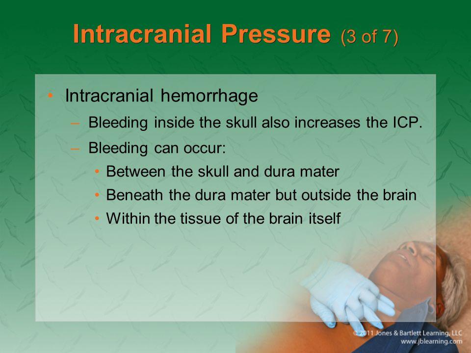 Intracranial Pressure (3 of 7)