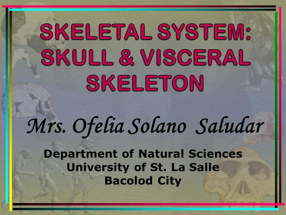 Mrs. Ofelia Solano Saludar