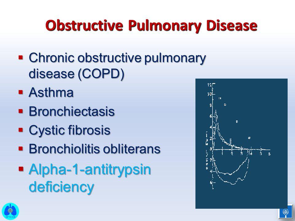 Obstructive Pulmonary Disease