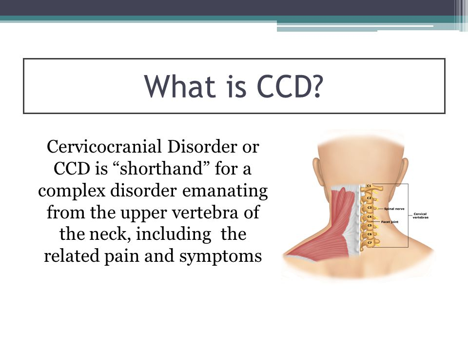 What is CCD