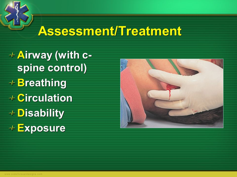Assessment/Treatment