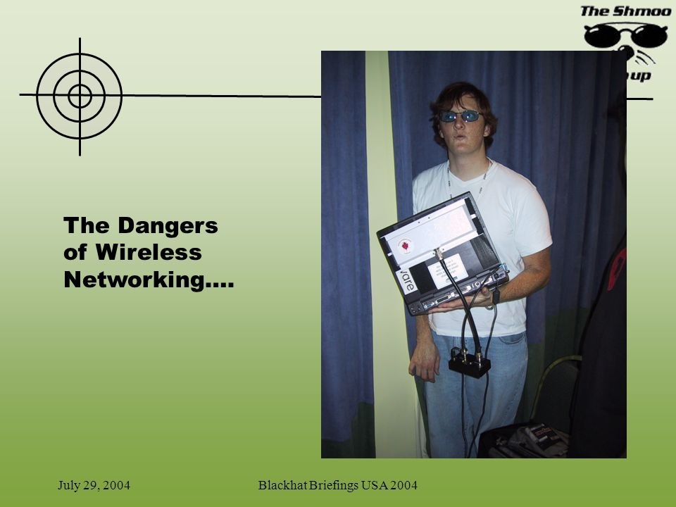Blackhat Briefings USA 2004