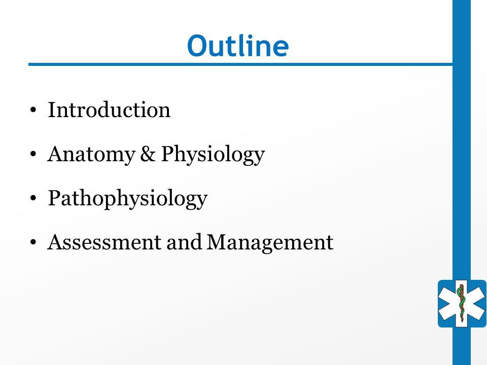 Outline Introduction Anatomy & Physiology Pathophysiology