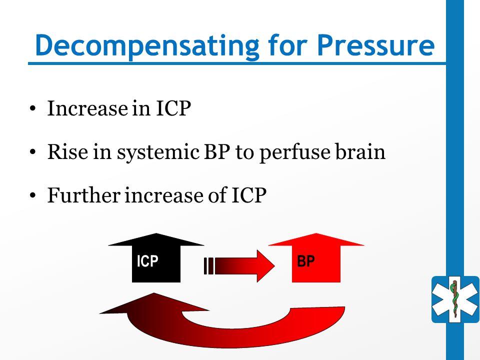 Decompensating for Pressure