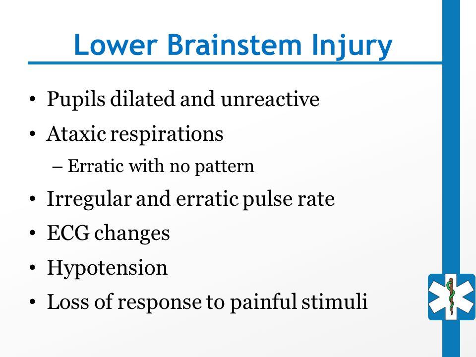 Lower Brainstem Injury