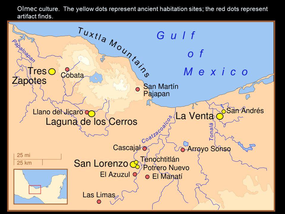 Olmec culture.