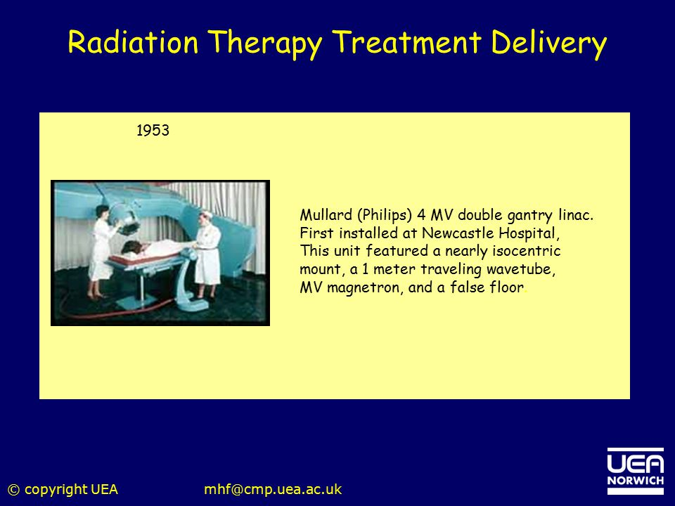 Radiation Therapy Treatment Delivery