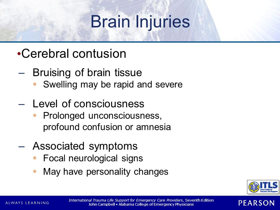 Brain Injuries Diffuse axonal injury Diffuse injury