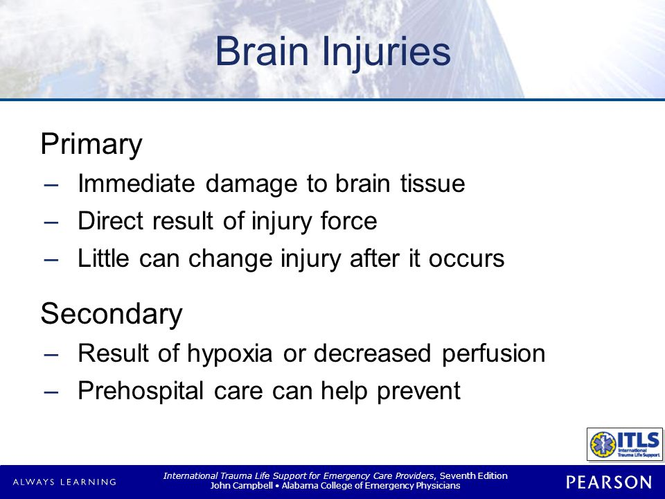 Brain Injuries Coup Contracoup The 3rd collision