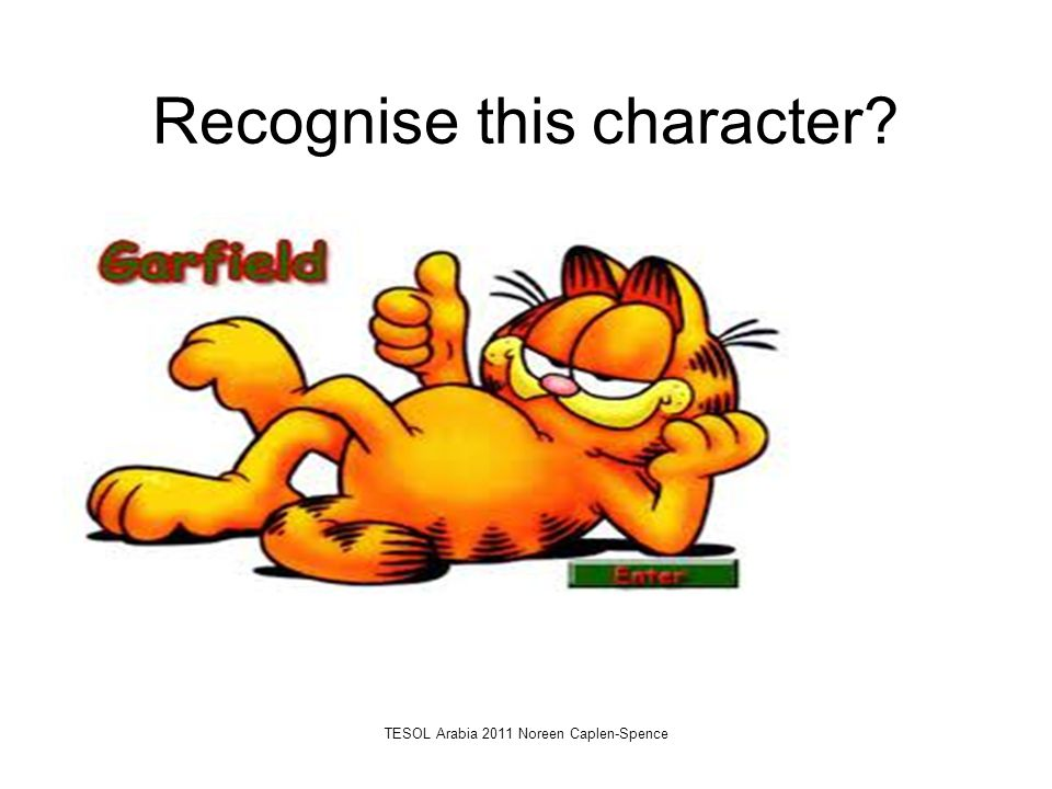 Recognise this character