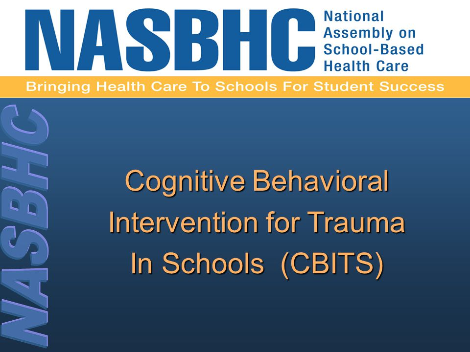 Intervention for Trauma
