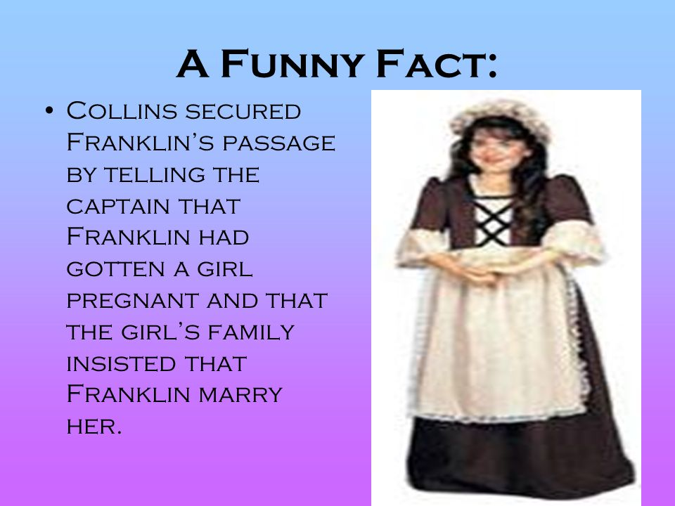 A Funny Fact: