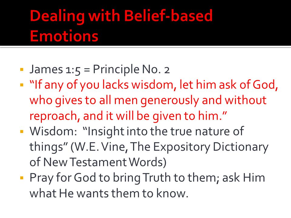 Dealing with Belief-based Emotions