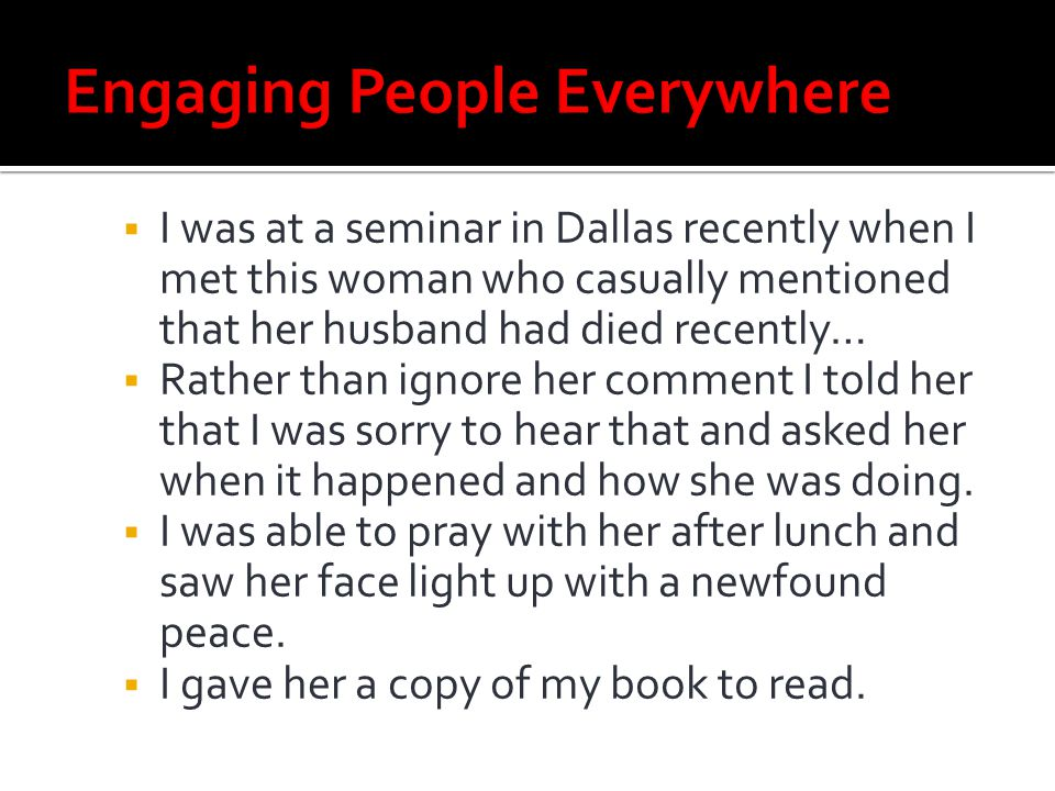 Engaging People Everywhere