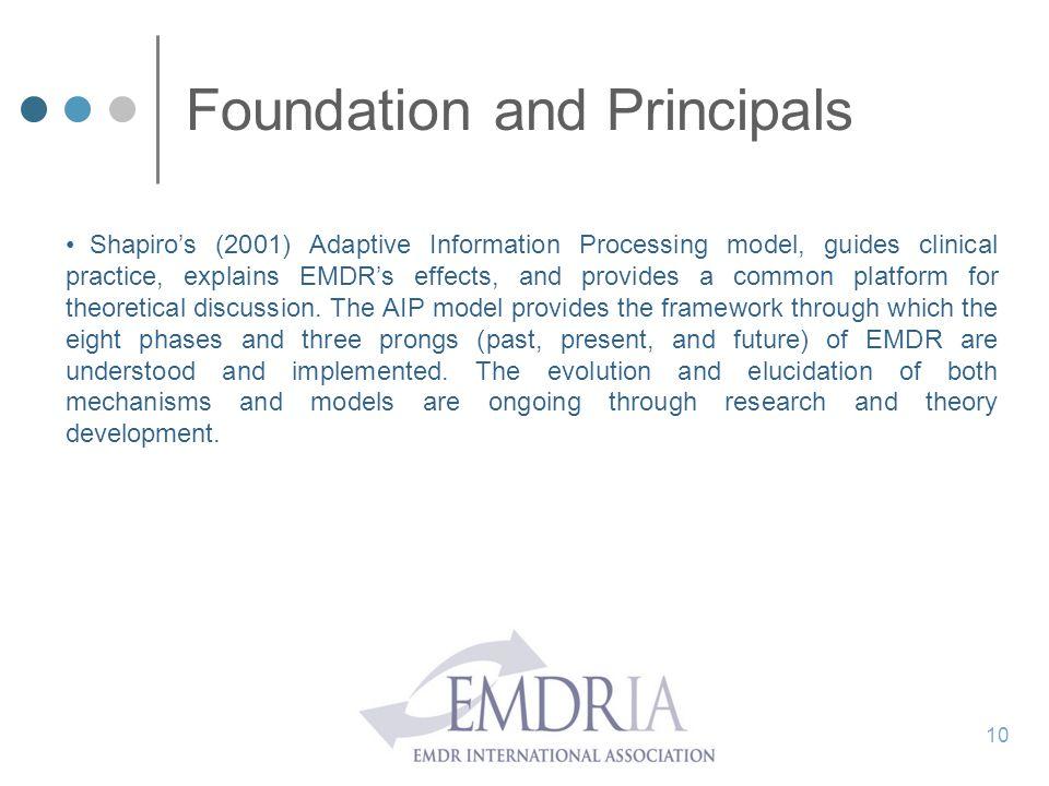 Foundation and Principals