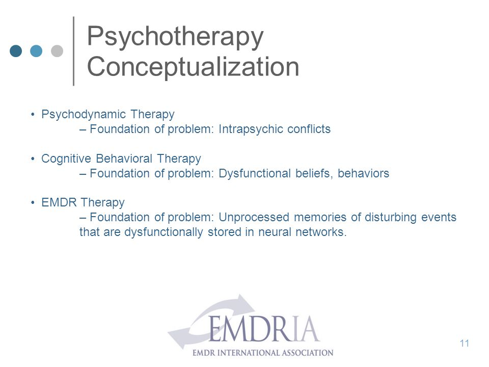 Psychotherapy Conceptualization