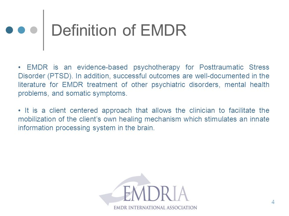 how to use emdr therapy
