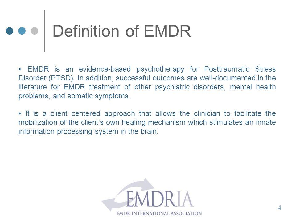 Definition of EMDR
