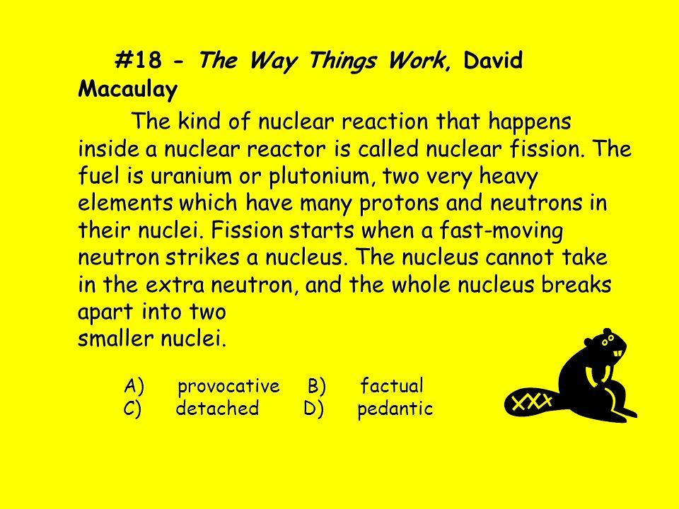 #18 - The Way Things Work, David Macaulay