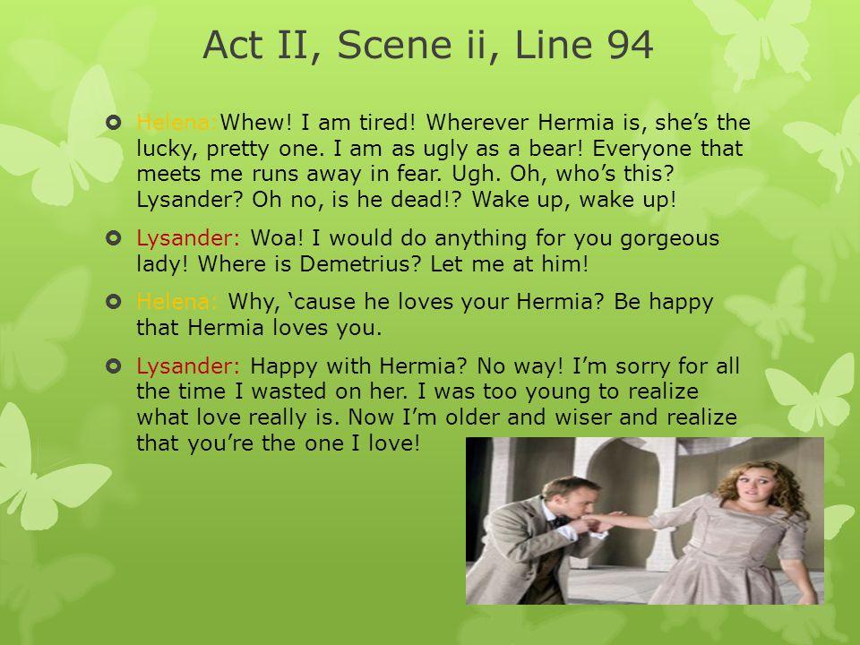 Act II, Scene ii, Line 94