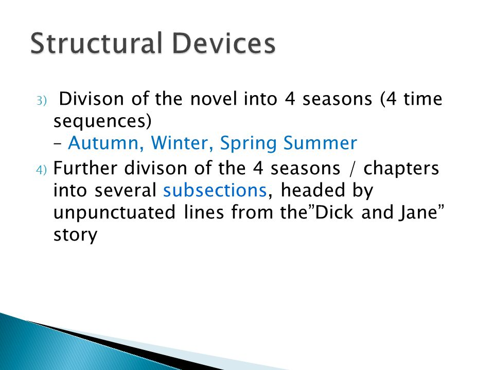 Structural Devices