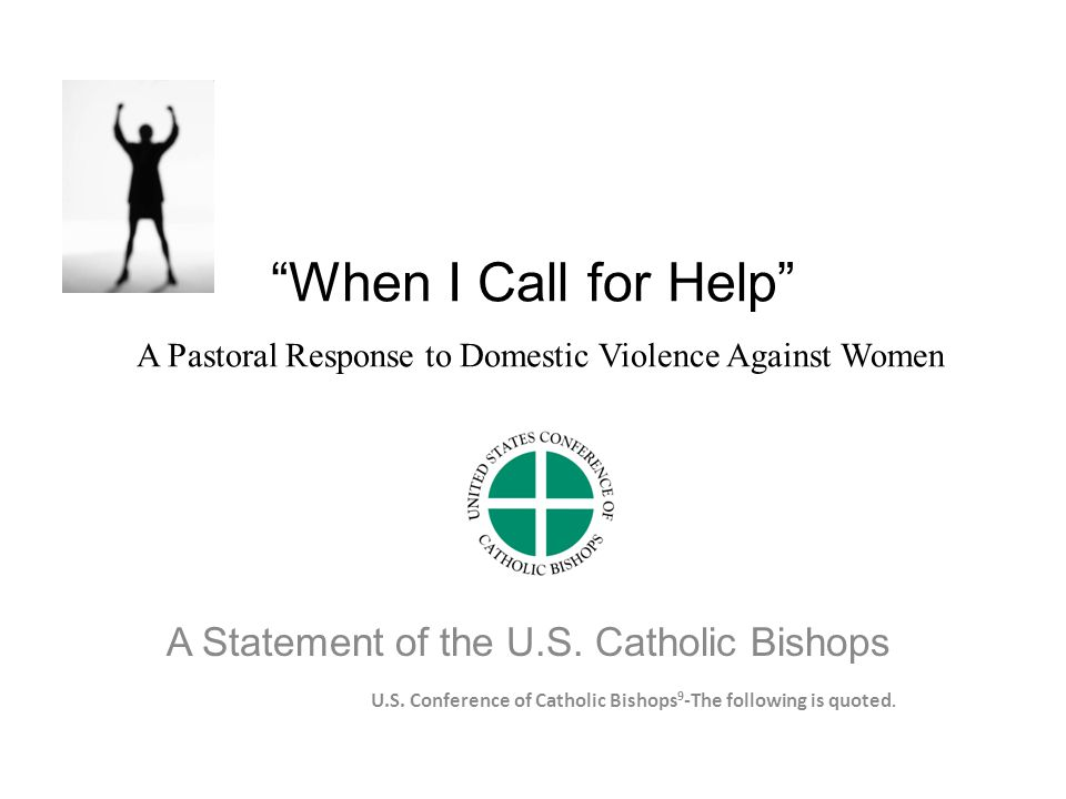 A Statement of the U.S. Catholic Bishops