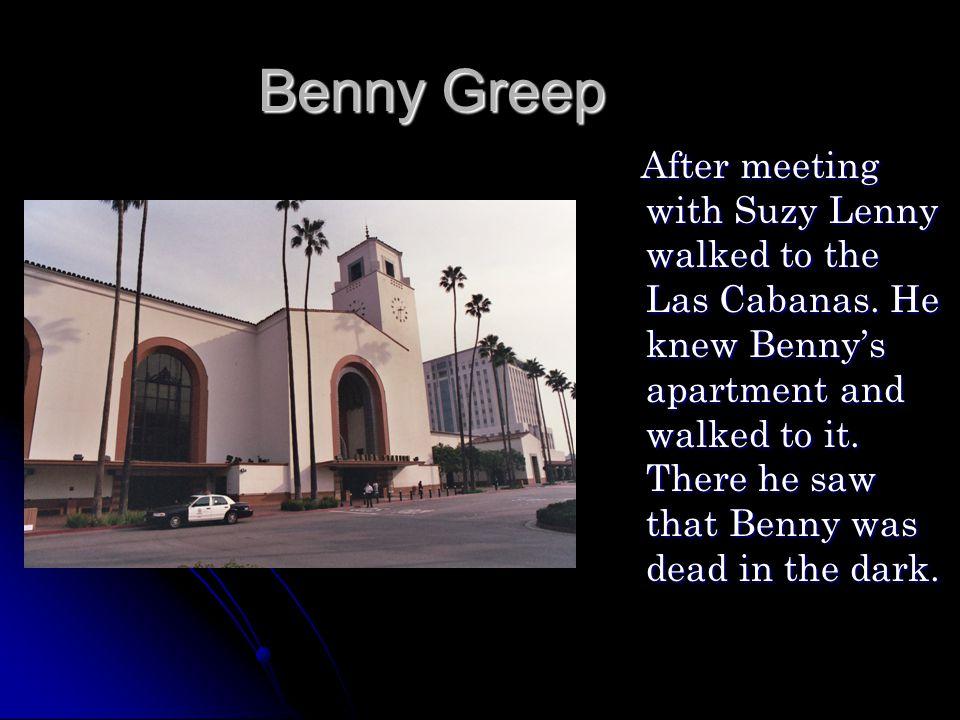 Benny Greep