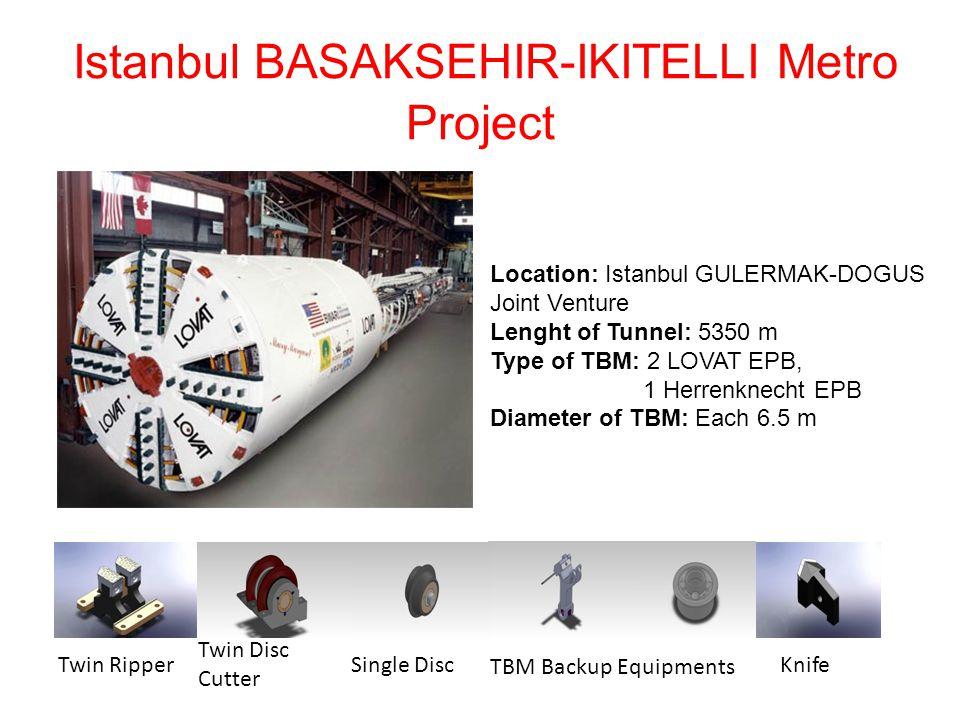 Istanbul BASAKSEHIR-IKITELLI Metro Project