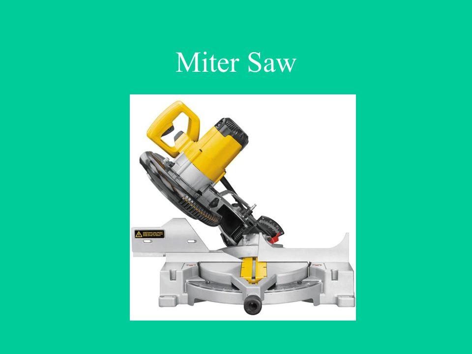 Miter Saw