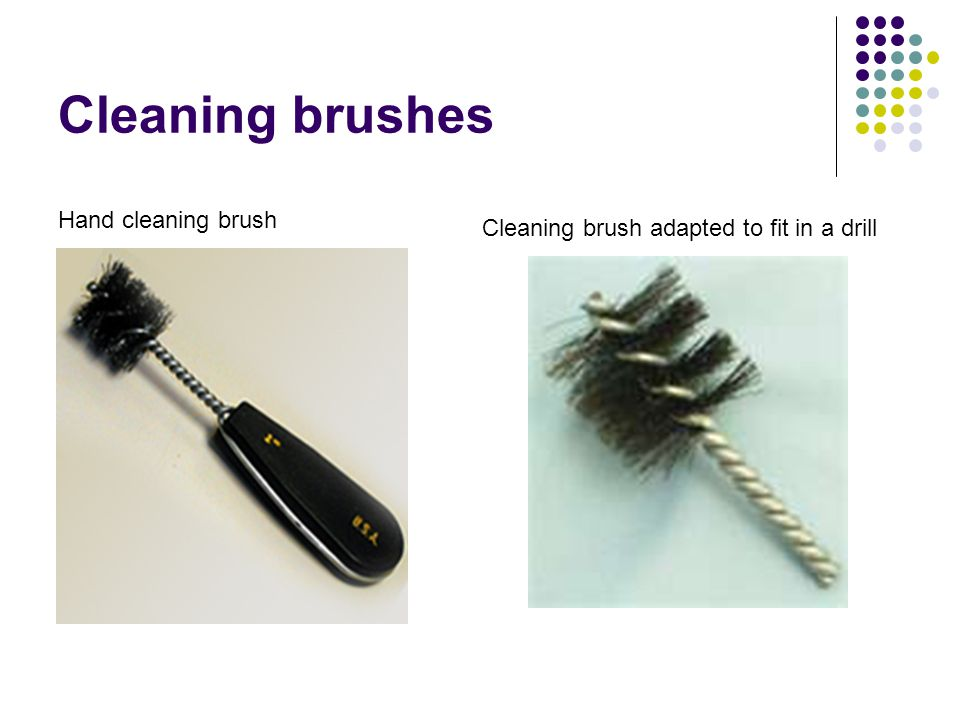Cleaning brushes Hand cleaning brush
