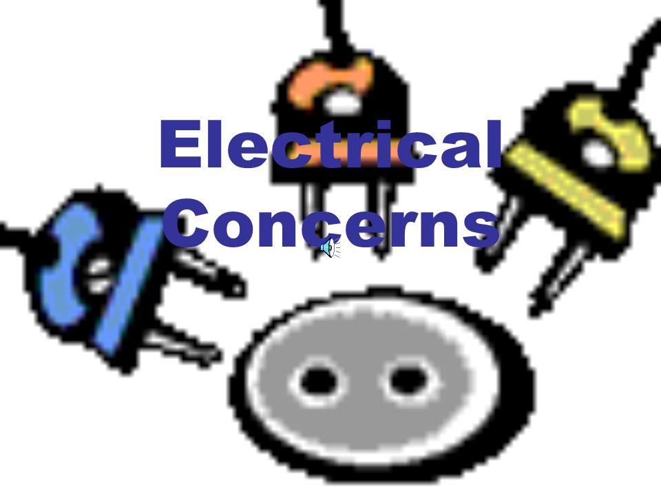 Electrical Concerns