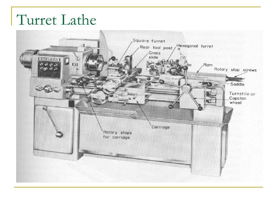 Turret Lathe