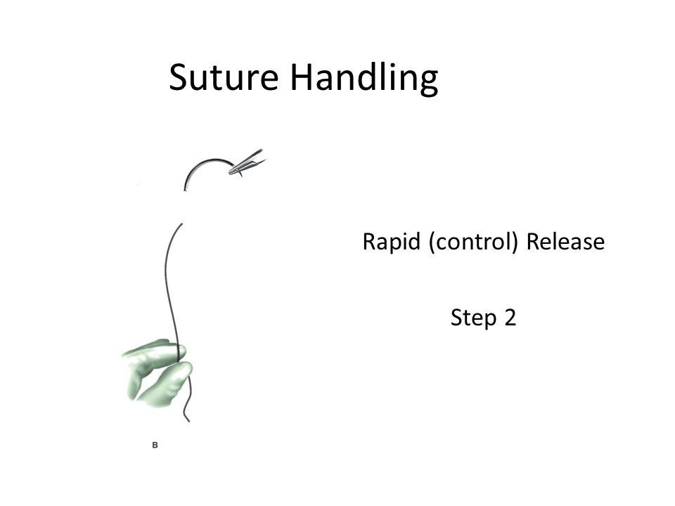 Rapid (control) Release