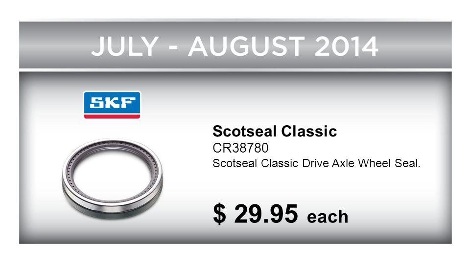 $ 29.95 each Scotseal Classic CR38780