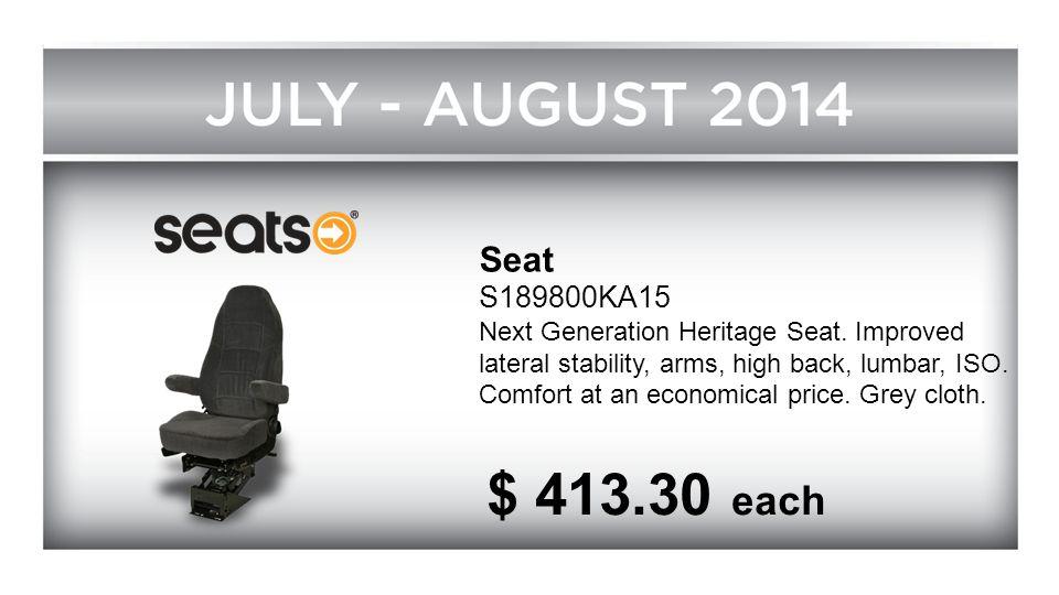 Seat S189800KA15.