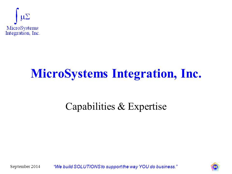 MicroSystems Integration, Inc.