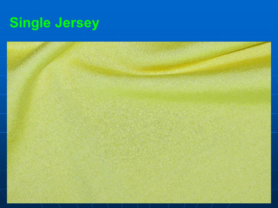 Single Jersey