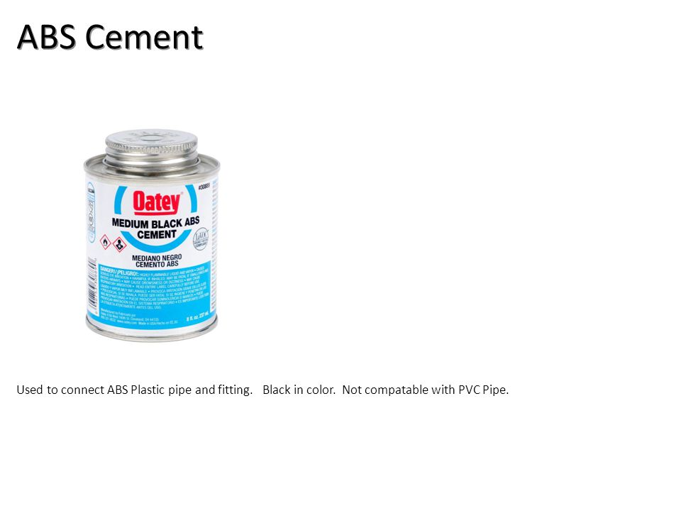 ABS Cement Plumbing Tools And Supplies-Plumbing Tools and Supplies Image: ABS_Cement.jpg Height: 1000 Width: 1000.