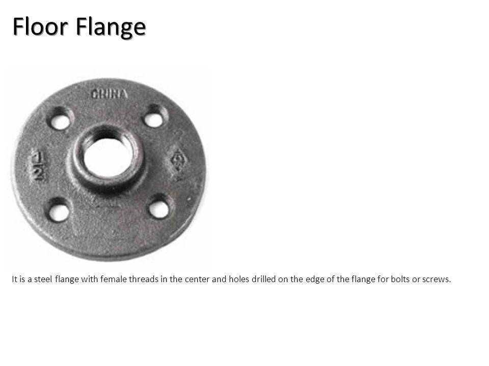 Floor Flange Plumbing Tools And Supplies-Steel Pipe and Fittings Image: GalvFloorFlange.jpg Height: 200 Width: 200.