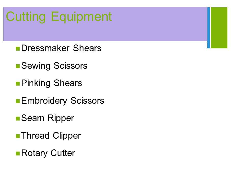 Cutting Equipment Dressmaker Shears Sewing Scissors Pinking Shears
